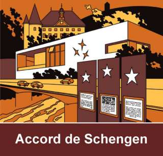 Accord de Schengen