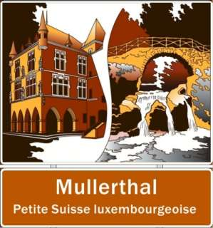 Mullerthal - Petite Suisse luxembourgeoise