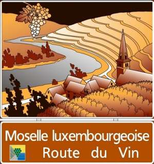 Moselle luxembourgeoise - Route du Vin